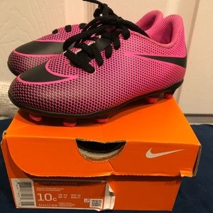 Toddler Soccer Cleats size 10